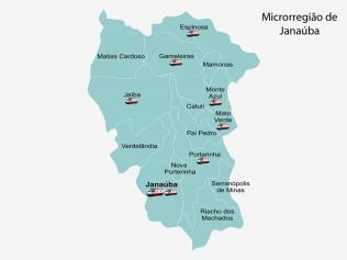 Microrregião de Janaúba