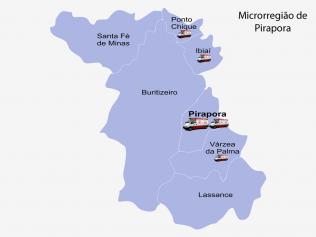 Microrregião de Pirapora