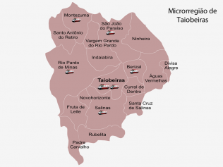 Microrregião de Taiobeiras