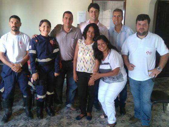 Visita técnica e produtiva em Berizal