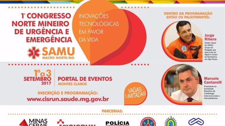 1º Congresso SAMU Macro Norte – Diretor do Águia de São Paulo é uma das atrações