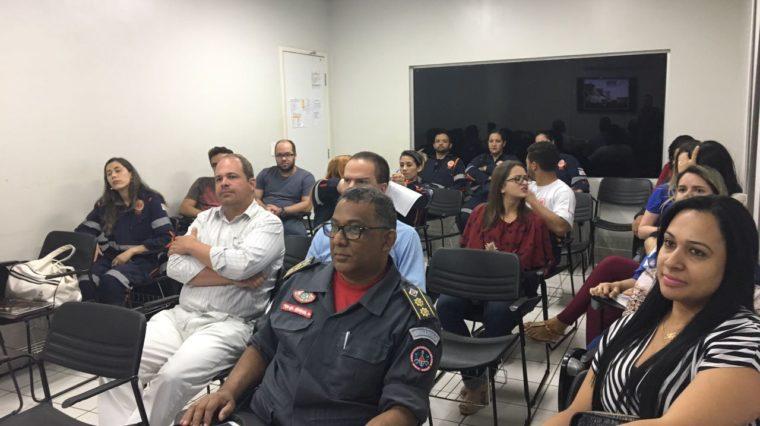 SAMU e Corpo de Bombeiros criarão protocolo para atendimento à catástrofes