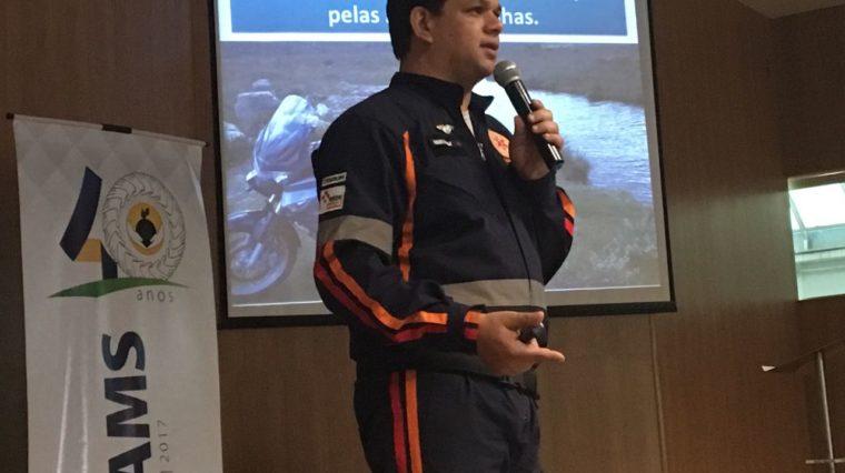 SAMU faz mapeamento de acidentes com motociclistas em Montes Claros