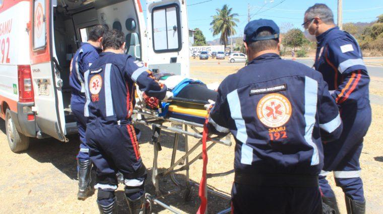 Ampliação da frota do SAMU Macro Norte é autorizada pelo Ministério da Saúde