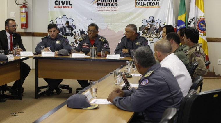SAMU se reúne com instituições para implantar Aeromédico