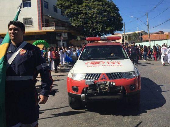 SAMU disponibiliza veículo de intervenção rápida durante carnaval