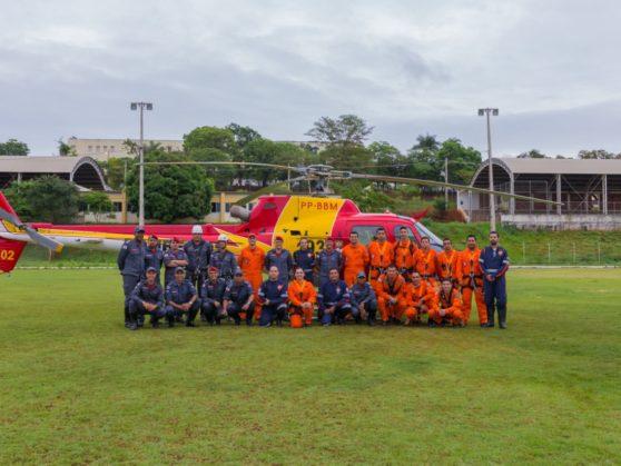 SAMU E Corpo de Bombeiros realizam resgate e salvamento de forma integrada
